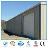 Hangar industriel en acier préfabriqué approuvé d'entrepôt de GV (SH-679A)