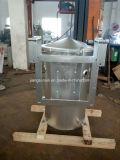 serbatoi rotondi del trasformatore galvanizzati 50 KVA