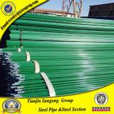 28 mm-grünes überzogenes Rohr