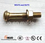 одобренное соединение FM/UL/Ce узелкового чугуна 139.7mm/5.5inch твердое