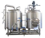 500L Accueil Matériel de brassage de bière bouilloire