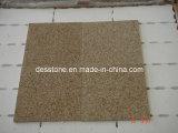 Granito amarillo G682 para el azulejo de piso y la pared (DES-GT007)