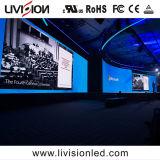 Taux de rafraîchissement élevé P3.9/4.8 Indoor LED du panneau d'écran vidéo de haute qualité pour les événements d'affichage vidéo LED