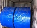 Banda transportadora de goma del transporte resistente industrial del carbón de la explotación minera