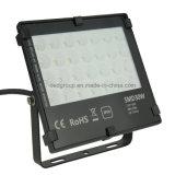 El alto lumen 30W impermeabiliza la luz de inundación de IP65 LED con el Ce RoHS aprobado