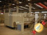 Röhrenwärme-Einstellungs-Maschine für Textilfertigstellung