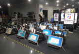 70-Inch, das LCD-Panel-Digitalanzeigen-an der Wand befestigten Bildschirm-Monitor-Kiosk bekanntmacht