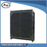 6160MD628: El radiador del motor diesel de alta calidad