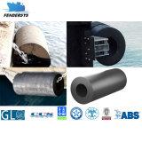 Cuscino ammortizzatore di gomma marino cilindrico con gomma naturale