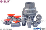 Шариковый клапан пластмассы PVC высокого качества