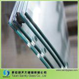 3.2mm 4mm verbogenes Kurven-ausgeglichenes Glas für Reichweiten-Haube