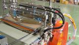 Heißsiegelfähigkeit-und Ausschnitt-Kleid-Beutel, der Maschine herstellt