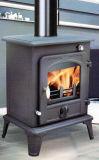 Fogão de ferro fundido de porta dupla (FIPA016), fogão a lenha