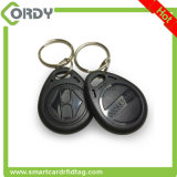 RFID keychain EM4305 T5577 칩 rewriteable RFID keyfob