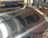 Tiras en frío del acero inoxidable (papel de Wihe del BA 430)
