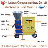 3 управляемая роликами деревянная машина лепешки