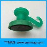 360 grados NdFeB pote imán de alta calidad polychrome gancho Precio