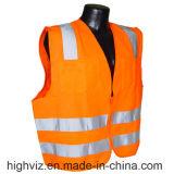 Gilet de sûreté avec la norme de norme ANSI (C2017)