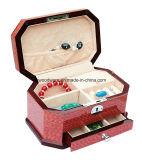 Коробка нот ювелирных изделий высокой отделки лоска деревянная