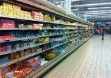 Полка индикации супермаркета для товара и Comestics для магазина розничной торговли