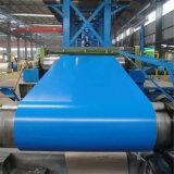 A bobina de aço galvanizada PPGI-Prepainted, colore bobina de aço revestida de PPGI