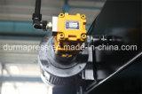 Hydraulische Ausschnitt-Maschine CNC-QC11y-10*3000 esteuert durch E21s System