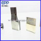 Intensidade maior do pino ejetor de componentes do molde de imprensa