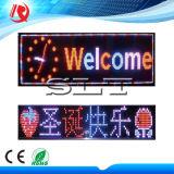 Programmierbares LED-Bildschirmanzeige-Zeichen für das Fenster-Bekanntmachen
