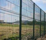 Nylofor 3Dの塀のパネルか曲げられた塀のパネル
