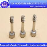 Boulon inoxidable de la qualité DIN933 DIN931 DIN6921 304 316 S Teel