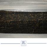 卓上またはカウンタートップの大理石のタイルの価格の装飾のための中国の黒い金かPortoroの金の大理石の舗装用タイル
