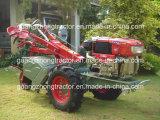 Trattore condotto a piedi della rotella dell'attrezzo due di potere di agricoltura