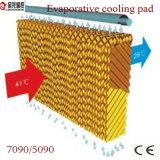 Охлаждая пусковая площадка для воздушного охладителя