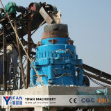 Chinesische führende Technologie-Kegel-Brecheranlage-Arbeits-Grundregel