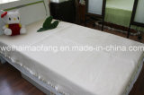Coperta pura di lana tessuta dell'hotel delle lane (NMQ-HB004)