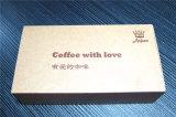 Настраиваемый логотип печати фантазии коричневый крафт-бумаги для кофе