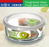 Heet verkoop de Reeks van de Kom H2205 van het Gehard glas Hokoo