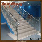 Modèle en verre intérieur de pêche à la traîne d'acier inoxydable pour l'hôtel d'escaliers (SJ-H1415)