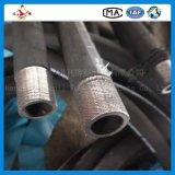 Bon boyau hydraulique à haute pression de la qualité SAE 100r2at de la Chine