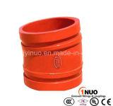 Usine d'UL/FM 1nuo moulant l'ajustage de précision de pipe malléable de fer coude 300psi de 11.25/22.5/45 degrés pour des canalisations de lutte contre l'incendie