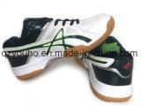 La pallavolo degli uomini su ordinazione calza la scarpa da tennis dell'interno di formazione professionale di ginnastica