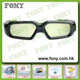 3D TVのための活動的なシャッターガラス