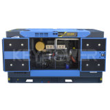 Générateur diesel silencieux 25kw Cummins Engine Silent Genset avec ATS