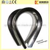 G414 углерода наперсток стального троса