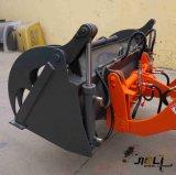 затяжелитель колеса метельщика 1200kgs с быстро Attach