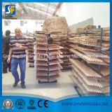 Форма подноса коробки коробки плодоовощ яичка бумажной плиты делая машину с ценой по прейскуранту завода-изготовителя