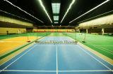 Belüftung-Innen-/im Freienbadminton Sports Gerichts-Bodenbelag