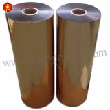 Venta caliente rollo metalizado film para embalaje (MTLF-C).