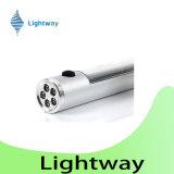 Draußen 5 LED-Solartaschenlampen-Lichtquelle-Energien-nachladbare Solarfackel