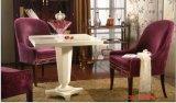 Jantar jogos/mobília do restaurante para o hotel da estrela/cadeira do hotel/jantar a mobília ajustou-se (GLD-009)